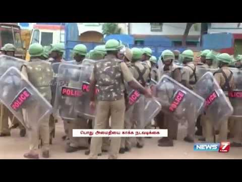 Section 144 imposed over Devar Jayanthi at Ramanathapuram | Tamil Nadu | News7 Tamil |