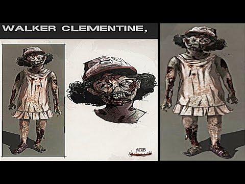WALKER CLEMENTINE  - The Walking Dead: