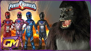 POWER RANGERS Vs KING KONG (Skull Island) - Scary Kids Parody