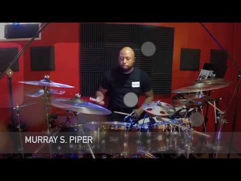 Drum Cover- Carol of the Bells produced by Steve Leevy