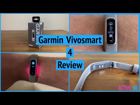 Garmin Vivosmart 4 review - PulseOX, body battery, but no GPS tracking?