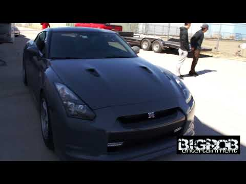 Hozilla GTR vs The Entertainer and Beast