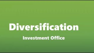 The value of diversification