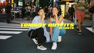 Tomboy Outfits in Tokyo