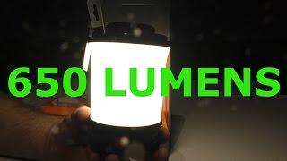Fenix CL30R Camping Lantern that Lights The Night up