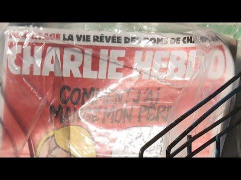 Charlie Hebdo : 3 mois après les attentats, les ventes en kiosque du journal ont chuté de 90 %