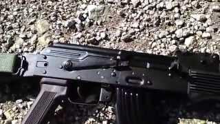 PLUM SLR107-31 AK-47 CLOSE UPS 7.62X39