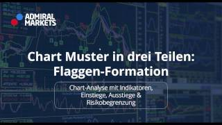 Handeln mit Strategie: Chartmuster in 3 Teilen - Flaggen-Formation