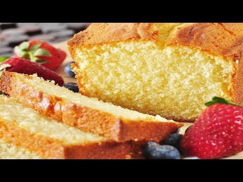 Video Pound Cake Recipe Demonstration - Joyofbaking.com