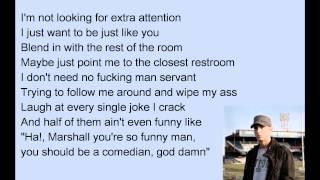 Eminem   Beautiful Lyrics [HD]