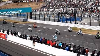 『鈴鹿サーキット50周年ファン感謝デー』オープニングパレード [Suzuka Circuit]