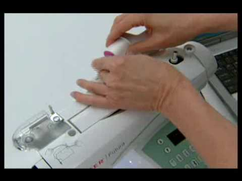 Singer Futura XL 400  Sewing Machine