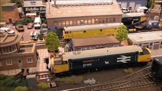 Romford Model Railway Exhibition  2018