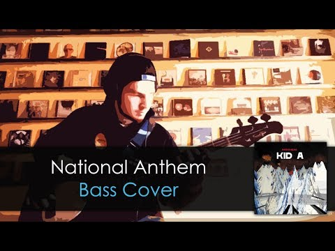 Radiohead National Anthem Bass Cover TABS daniB5000