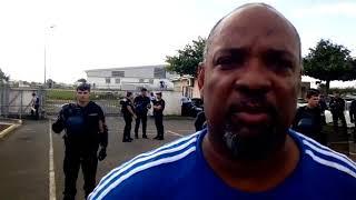 Guadeloupe : Eric Petilaire, délégué CGT pénitentiaire