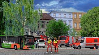 OMSI 2 Bad Hügelsdorf 2020 | Großes UPDATE 1.1 & Feuerwehreinsatz ☆ Let's Play OMSI 2 | #904