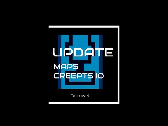 Update Maps Game Creepts Io Lebih Seru Menantang