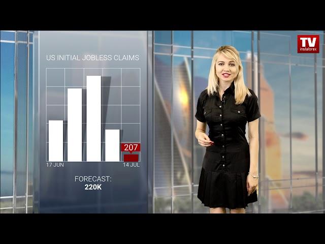 US economy provides more optimistic signals