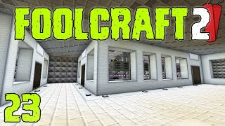 FoolCraft 2 Modded Minecraft 23 New Autocrafting System!