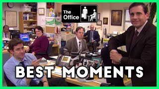 The Office US    Best Moments   ALL SEASONS