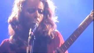 "ANNA CALVI - 3. ""Blackout"" -  live ROMA, 24 luglio 2012"