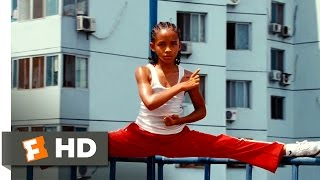The Karate Kid (2010)   Kung Fu Training Scene (710) | Movieclips