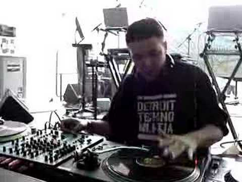 DJ Seoul at DEMF 2007