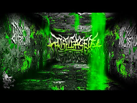 "Displeased Disfigurement - Suck Your Pussy ""Lyrics Vid"""