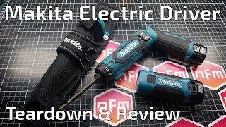 Makita DF012D Elektroschrauber Bewertung