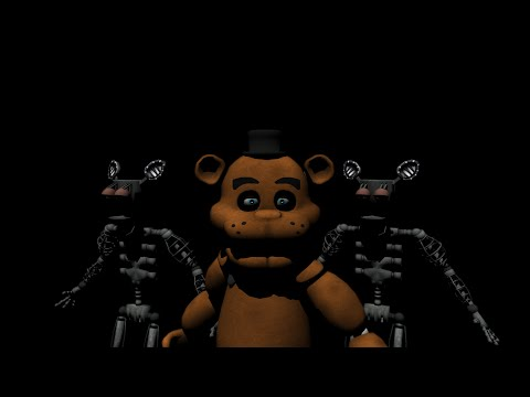 Fnaf song animation/you can't escape me/Iyan 3d/ - смотреть