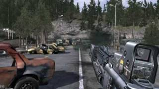 COD4 Ending - Killing Zakhaev with RPG-7