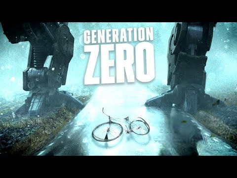 We Used These New Vehicles to Try and Escape, but the Machines Always Win - Generation Zero