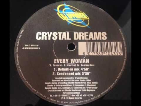 Crystal Dreams - Every Woman