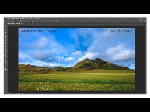 Jak používat ICC profily od Saal ve Photoshopu