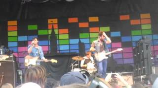 The Arkells - Where U Going - Bluesfest 2012