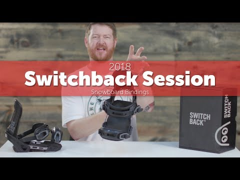 2018 Switchback Session Snowboard Bindings – Review