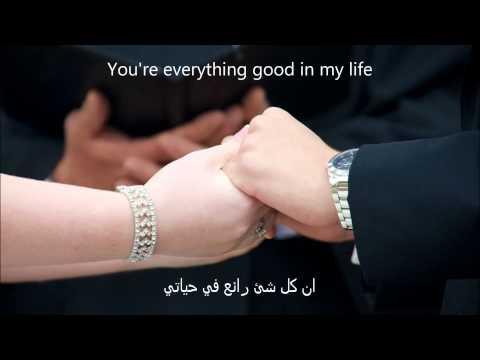 Breathless - Shayne Ward with Arabic subtitles انفاسي مخطوفة - شاين وارد