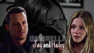 Jay & Hailey - Umbrella