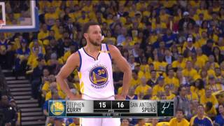 San Antonio Spurs at Golden State Warriors | May 16, 2017