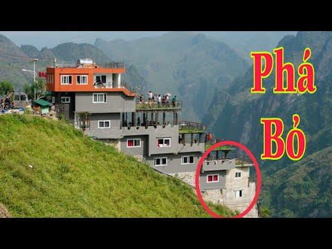 PANORAMA || Khách Sạn 6 tầng trên đỉnh Mã Pì Lèng sẽ Bị Phá Bỏ. Thực tế ra sao ?