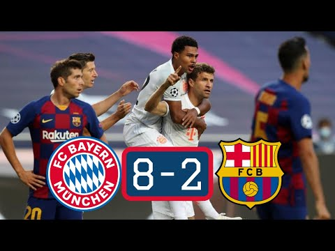 7 Most Shocking Champions League Results of All Time