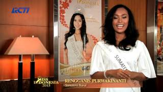 Rengganis Purwakinanti Shintia Gapelo for Miss Indonesia 2015