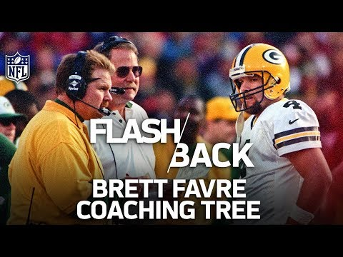The Making of Brett Favre: Five Future Head Coaches Who Wrangled a Hall of Famer | NFL Highlights
