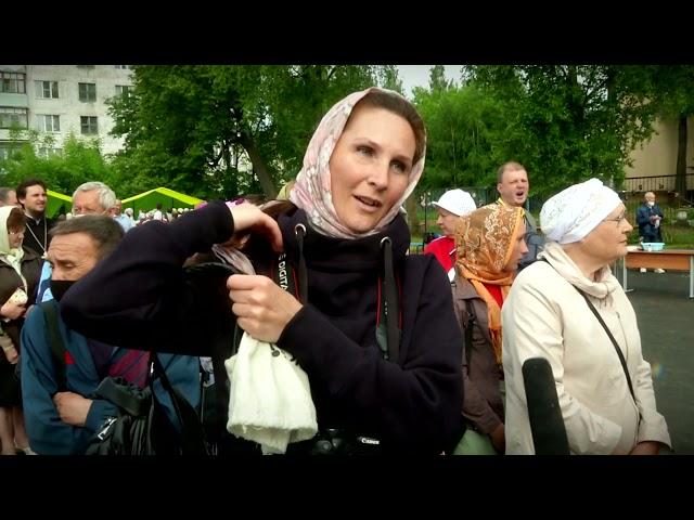 В Калязине завершились праздничные мероприятия, посвященные 500-летию обретения мощей