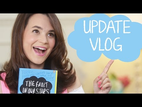 ★ The Fault in Our Stars + Updates! ★