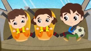 Cotton Candy Sky  - Zain Bhikha Official Animation Video