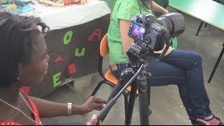 preview picture of video 'Taller de Realización Cinematográfica (PNUD, ACNUR, UNICEF, ITLA)'