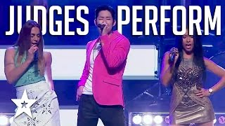 Got Talent Judges Perform On Asia's Got Talent