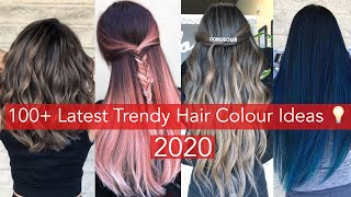 2020 Hair Color Trends/ideas || Hair Colour Transformation For Long & Shot Hair || Gory Vlogz