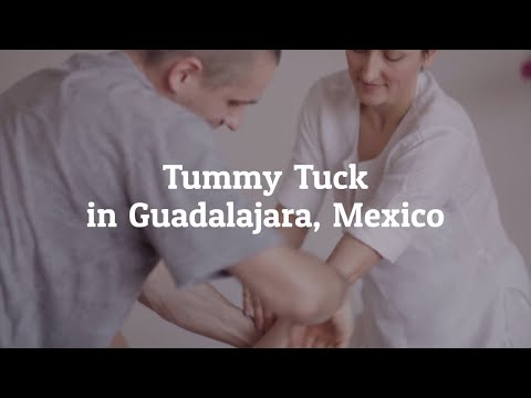 How to Get Tummy Tuck in Guadalajara, Mexico